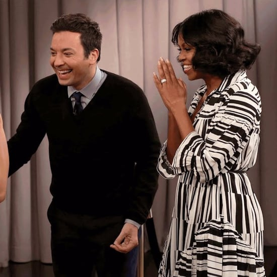 Michelle Obama Surprises Fans on The Tonight Show 2017