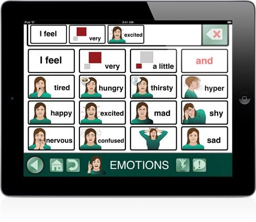 GoTalk NOW for iPad Free Communication App