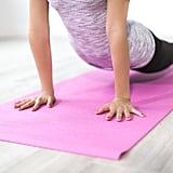 Work out to an exercise video if you have one.