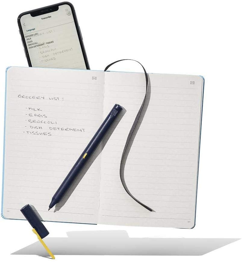 NeoLab Convergence Neopen M1 Smartpen With Transcribing Notebook Bundle
