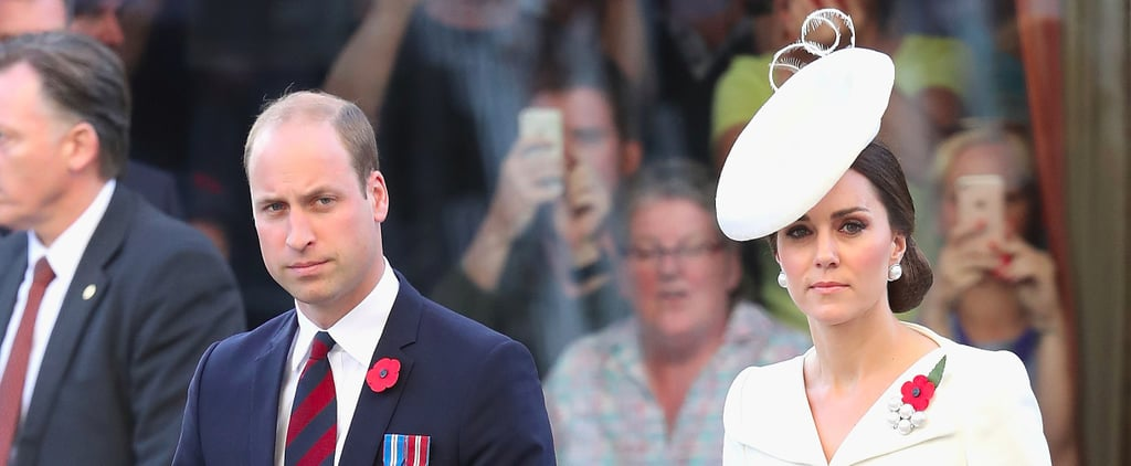 Spotting Kate Middleton in the Crowd Is Easy — Just Look For Her Enormous Hat