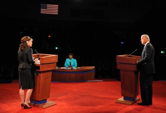 Analysis to the Biden Palin Debate