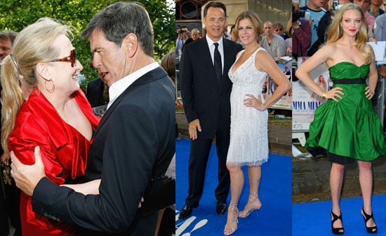 Photos of the Mamma Mia Premiere in London