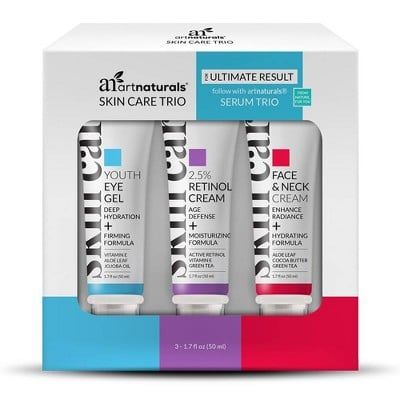 ArtNaturals Skin Care Trio