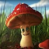 Hailee Steinfeld as a Mushroom