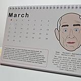Cults 2020 Desk Calendar