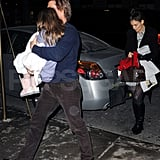 Katie Holmes Kicks Off Birthday Celebrations at The Nutcracker With Tom and Suri!