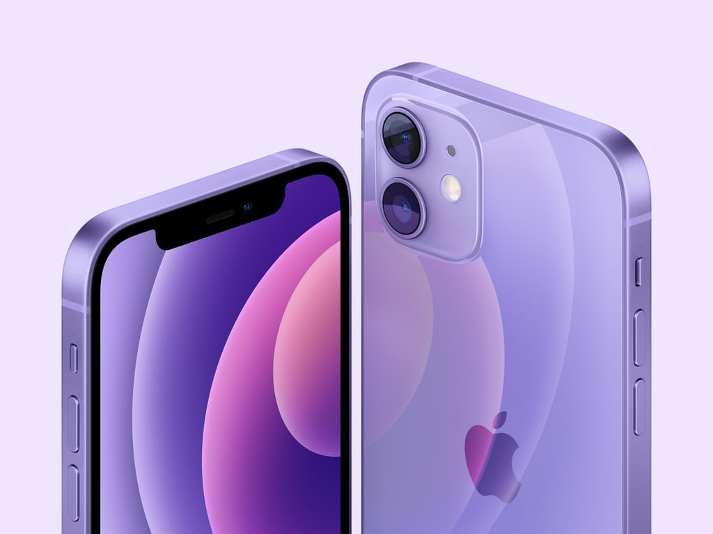Apple's New Purple iPhone 12 and iPhone 12 Mini | Photos