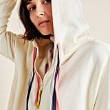 Danielle Fleece Zip-Up Hoodie