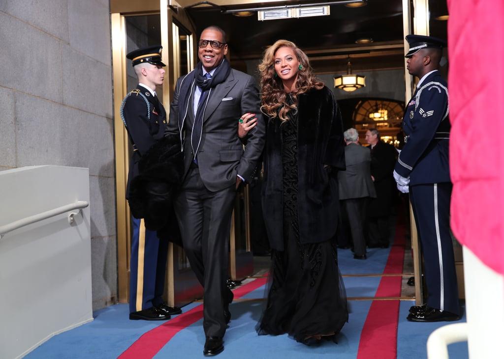 2013, Presidential Inauguration