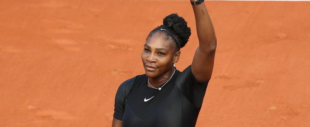 Serena Williams Grand Slam Win 2018