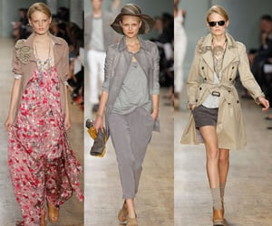 Pictures of Banana Republic's Spring 2011 Collection