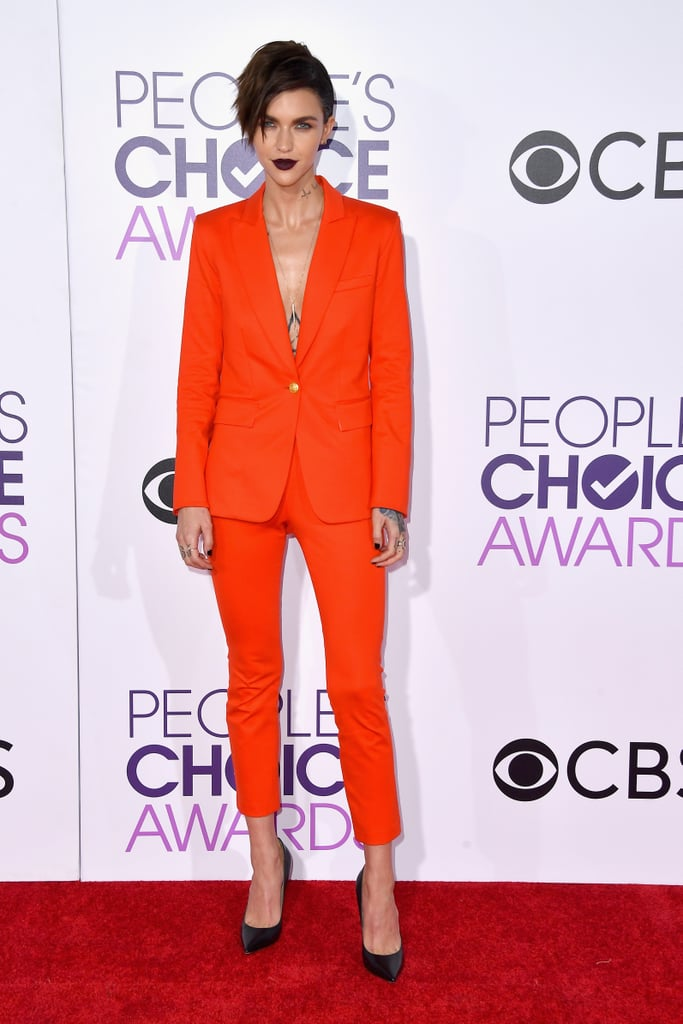Orange Is Definitely the New Black, at Least For Ruby