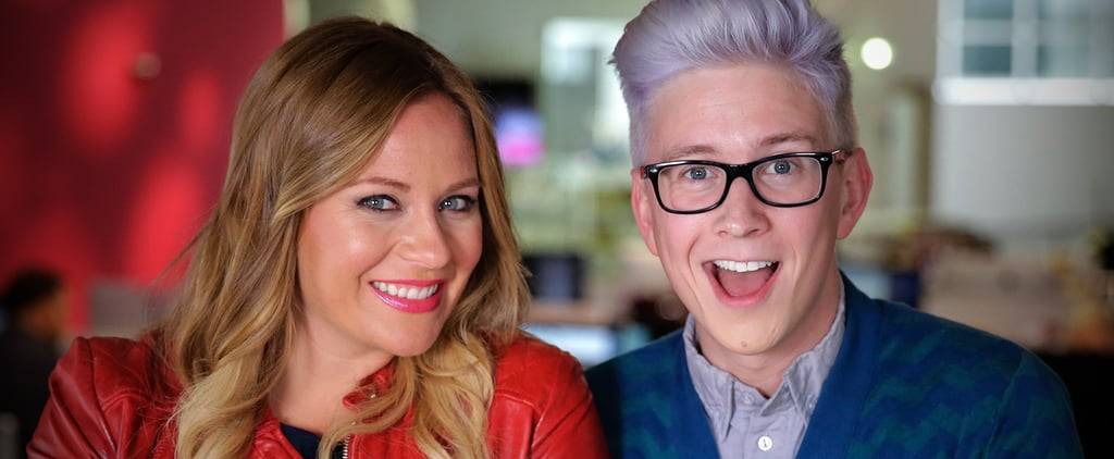 "Top That! Tyler Oakley Reacting to His Birth, Lil Jon's ""Turn Down For What,"" and More!"