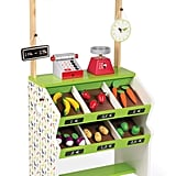 Janod Green Market Play Set