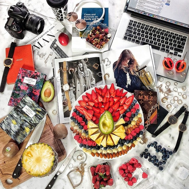 Margaret Zhang's Best Instagram Flat Lay Pictures