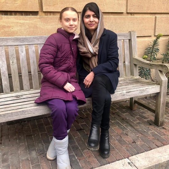 Greta Thunberg and Malala Yousafzai Meet For the First Time