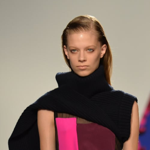 New York Fashion Week Thakoon Fall 2014 Runway Beauty
