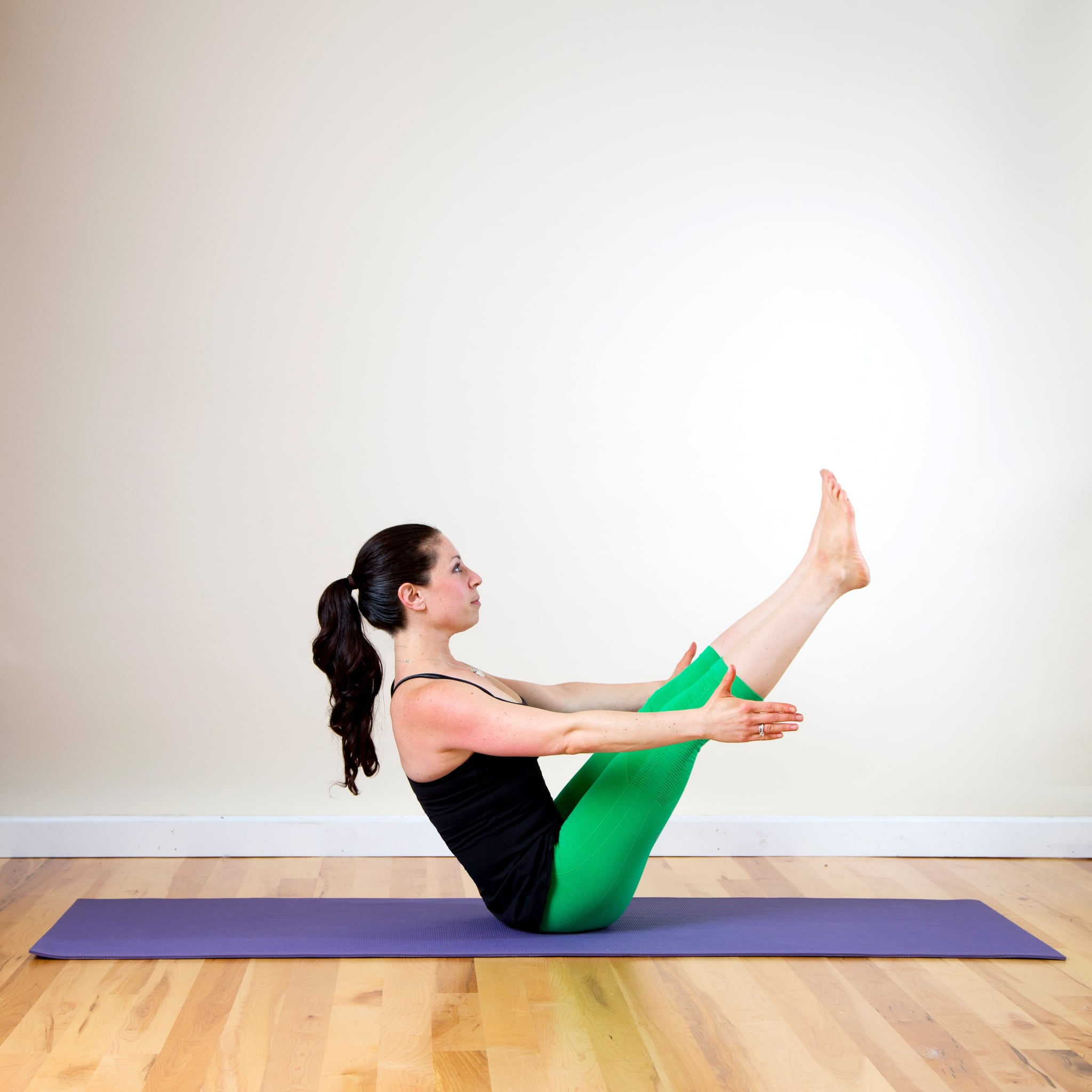 Boat According To A Yoga Instructor These Are The 56 Most Essential Yoga Poses Popsugar Fitness Photo 34