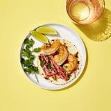 How to Make Healthy Shrimp Taco Tostadas