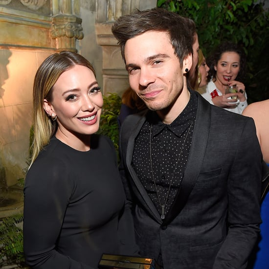 Hilary Duff at Entertainment Weekly SAG Awards Party 2017