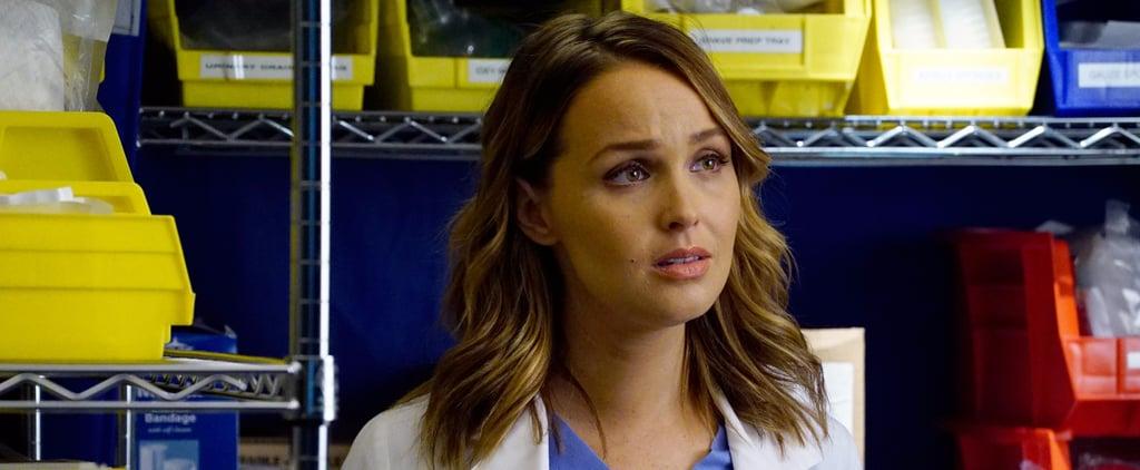 Why Grey's Anatomy Star Camilla Luddington Is Still Rooting For Jolex