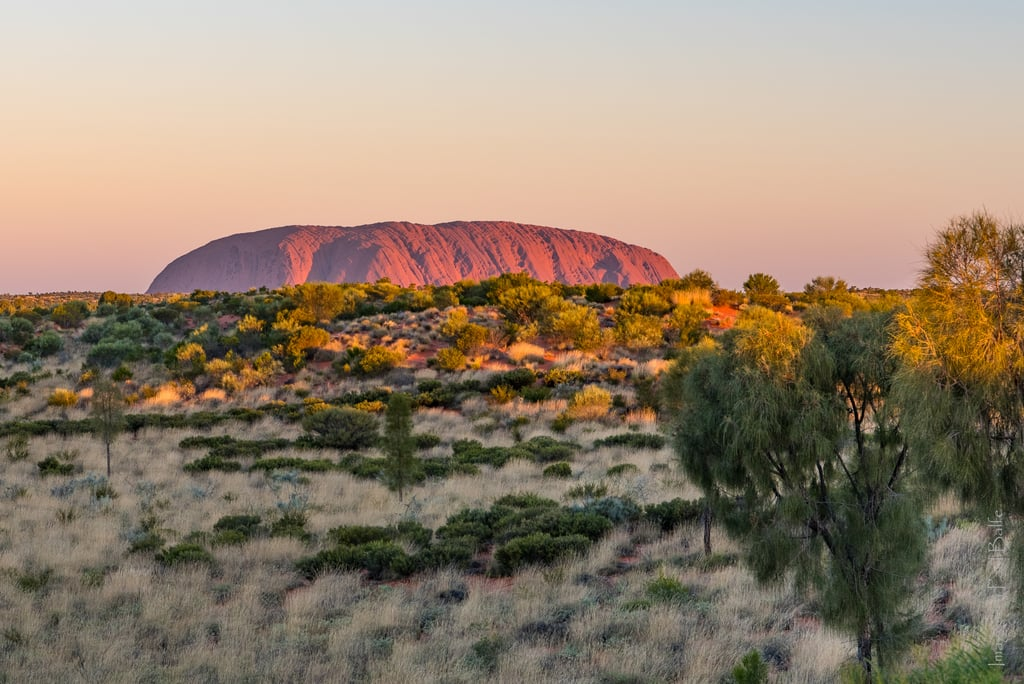 Regions: The Red Centre, Australia