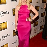 Monica Potter was a big winner.