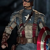 Captain America From The Avengers