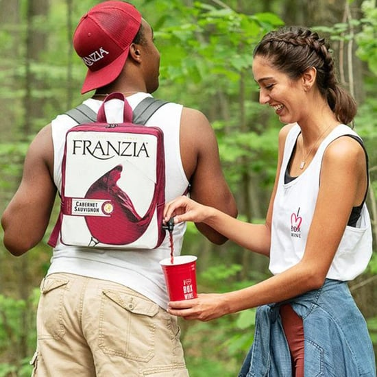 Franzia Sells a Boxed-Wine Backpack For Drinks on the Go