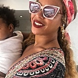 Beyoncé and JAY-Z's Family Holiday in Europe Pictures 2018