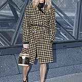 Sienna Miller at Louis Vuitton Fall 2019