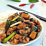 Thai Chili Basil Chicken Stir-Fry