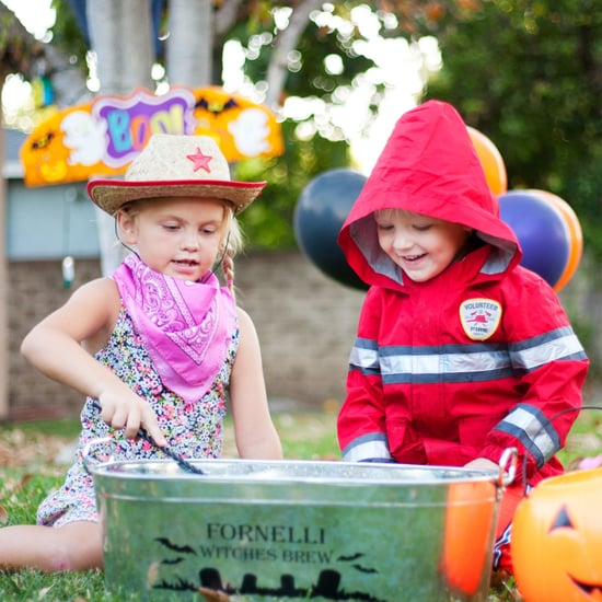Halloween Fun Through Kids