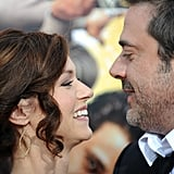 Cute Pictures of Jeffrey Dean Morgan and Hilarie Burton