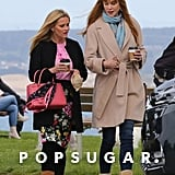 Reese Witherspoon and Nicole Kidman Wearing UGGs