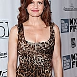 Carla Gugino let her red hair shine at the premieres of All is Lost, 12 Years a Slave, and Nebraska.