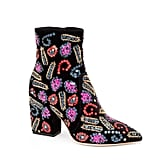 Loeffler Randall Isla Slim Ankle Booties ($895)