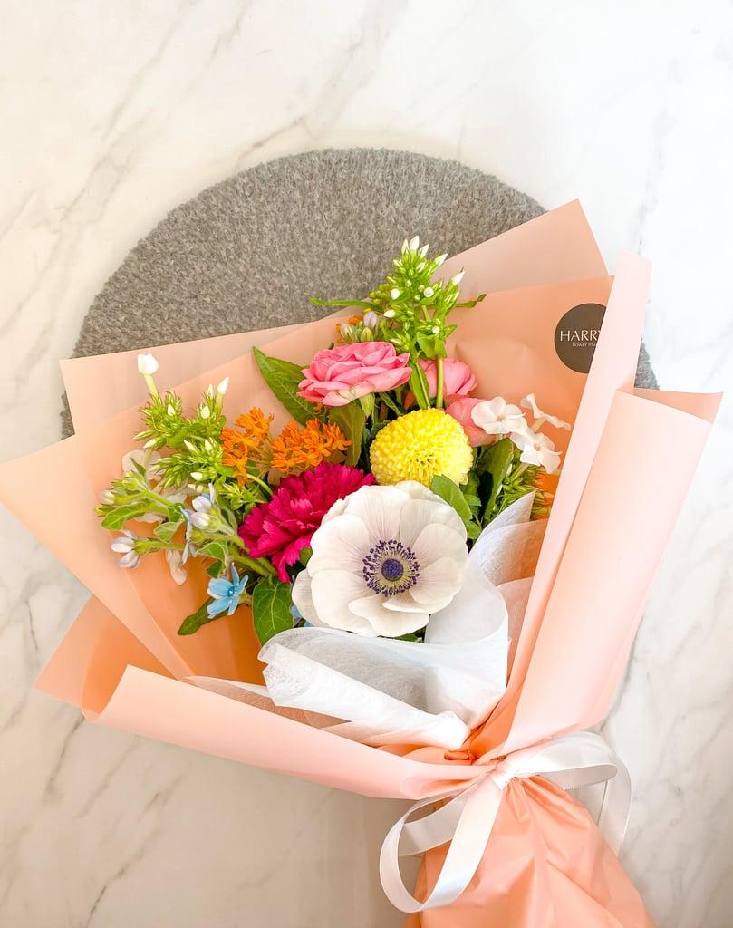 Flower Bouquet iPhone Wallpaper