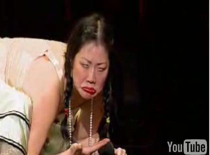 Margaret Cho On Asian Chicken Salad