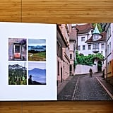 Order a photo album of your trip
