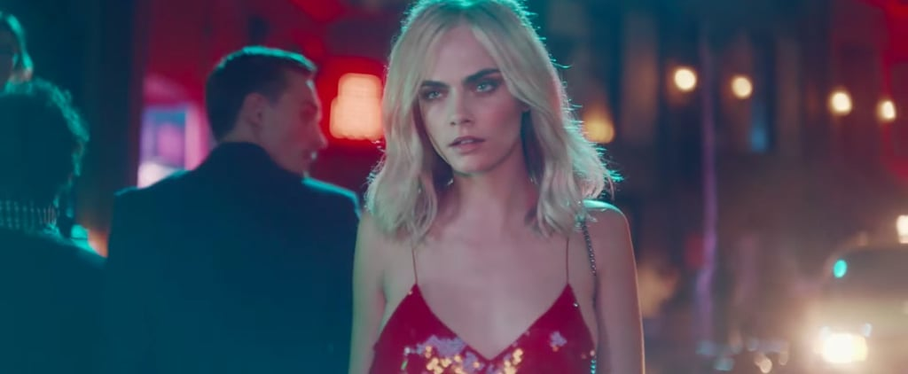 Cara Delevingne Gets Catcalled in This Controversial Jimmy Choo Campaign