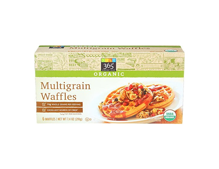 Organic Multigrain Waffles
