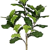 Vickerman Green Potted Fiddle Everyday Tree