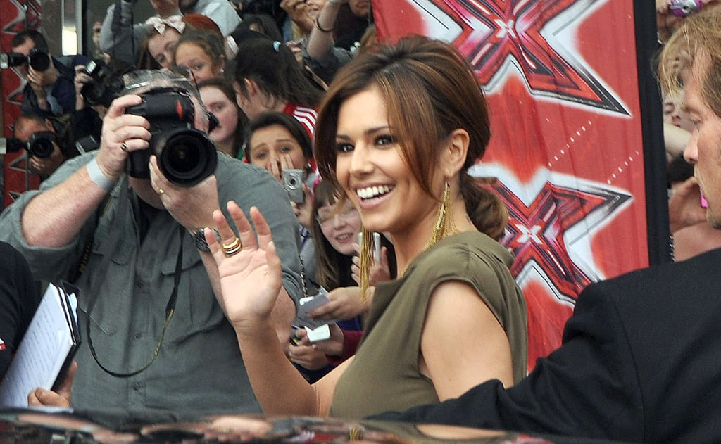 Pictures from X Factor Auditions With Katy Perry