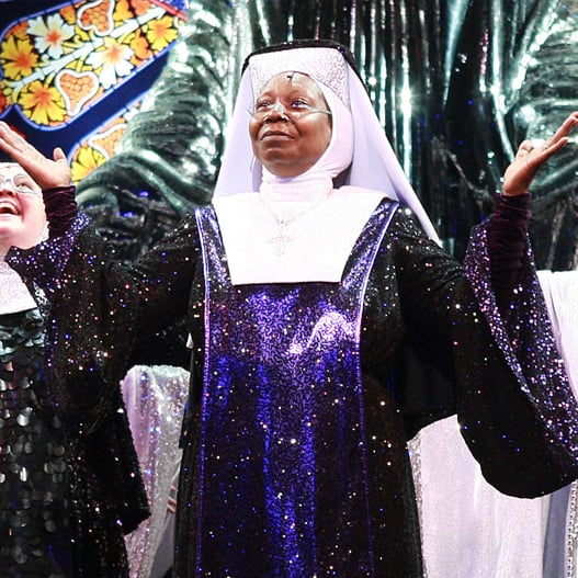 Whoopi Goldberg in Sister Act Broadway Musical Video