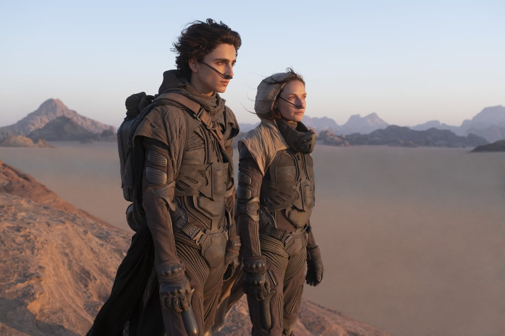 Dune Movie Trailer and Pictures