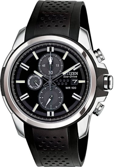CITIZEN Mens Eco-Drive AR 2.0 Chronograph Watch
