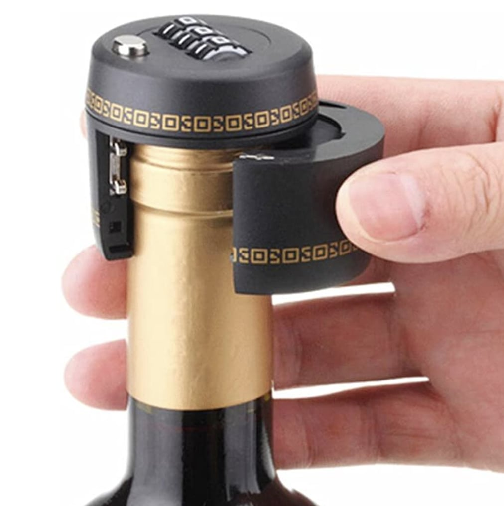 WdtPro Wine Liquor Bottle Lock