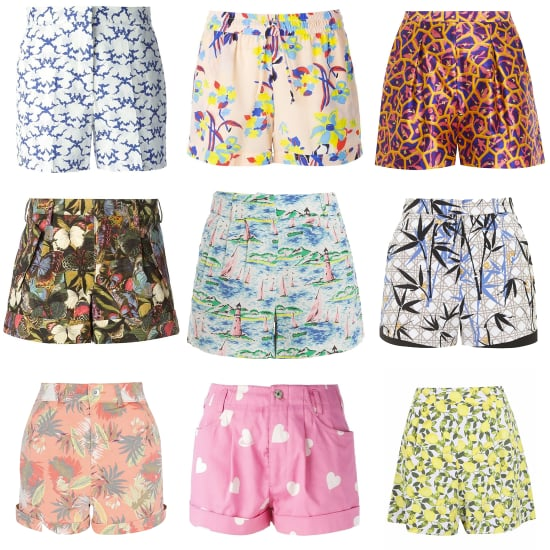 Ladies' Printed Shorts For Summer For All Budgets